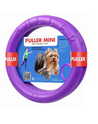 PULLER Mini Dog Fitness Ring pentru câini de talie mică, 19 cm fera.ro
