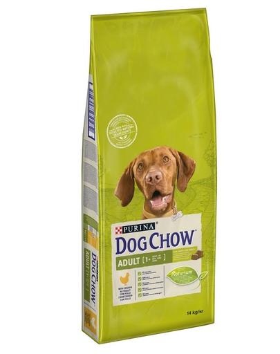 Purina Dog Chow Adult hrana uscata caini adulti, cu pui 14 kg