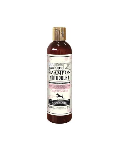 SUPER BENO Șampon natural pentru spălare frecventă 300 ml fera.ro