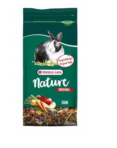 VERSELE-LAGA Cuni Nature Original 2,5 kg fera.ro