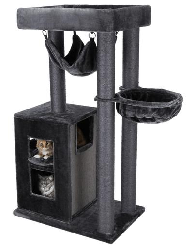 TRIXIE Ansamblu de joacă Amadeus XXL pentru pisici mari, 163 cm fera.ro