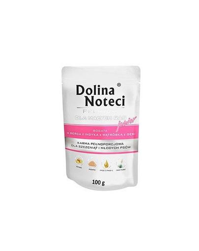 DOLINA NOTECI Premium Junior inimi de curcan și ficat de gâscă 100g