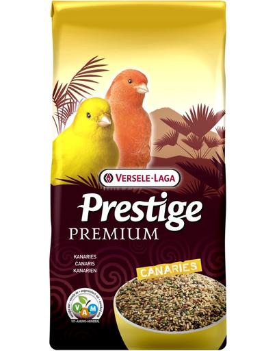 VERSELE-LAGA Canaries Premium Super Breeding aliment cu aport de energie ridicat 20 kg fera.ro