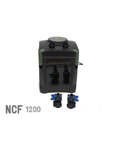 AQUA NOVA Filtru extern pentru acvarii NCF1200, 400l fera.ro