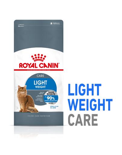 Royal Canin Light Weight Care Adult hrana uscata pisica limitarea cresterii in greutate, 1,5 kg fera.ro