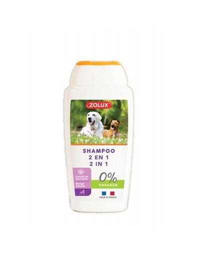ZOLUX Șampon 2in1 250 ml