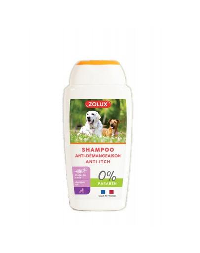 ZOLUX Șampon anti-mâncărime 250 ml fera.ro