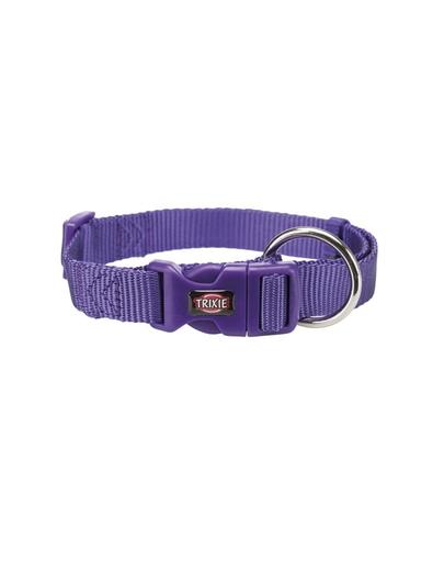 TRIXIE Zgardă Premium, S–M: 30–45 cm/15 mm, violet fera.ro