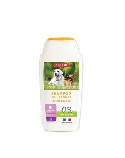 ZOLUX Șampon pentru păr lung 250 ml fera.ro
