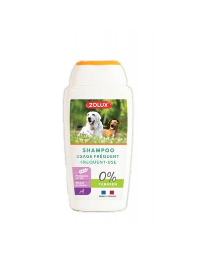 ZOLUX Șampon cu utilizare frecventă 250 ml fera.ro