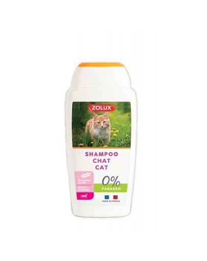 ZOLUX Șampon pentru pisici 250 ml fera.ro