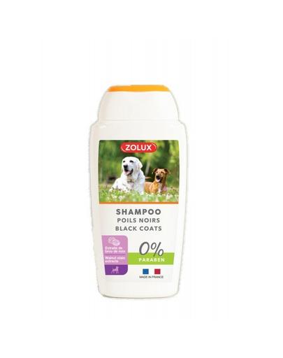 ZOLUX Șampon pentru păr negru 250 ml fera.ro