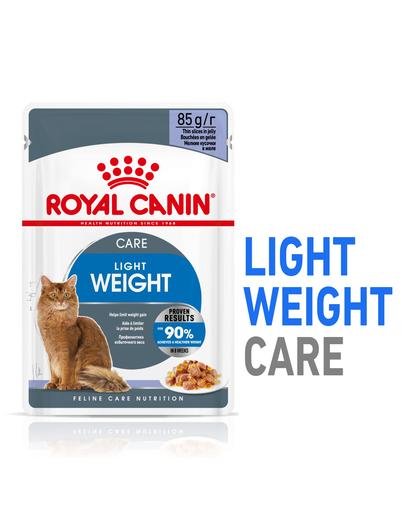 ROYAL CANIN Ultra Light Loaf hrana umeda pisici supraponderale 12 x 85g
