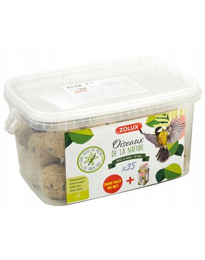 ZOLUX Bile grase pentru hrana pasarilor salbatice, 35 buc. x 90 g fera.ro