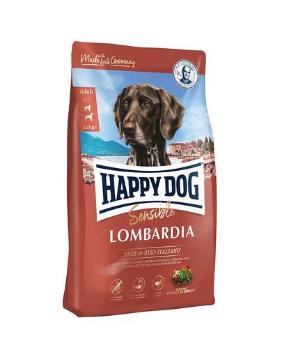 HAPPY DOG Supreme Lombardia, hrana pentru cainii adulti si sensibili, 11 kg fera.ro