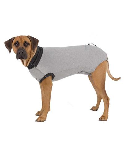 TRIXIE Îmbrăcăminte de protecție pentru câini, gri, XL: 70 cm fera.ro