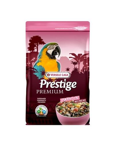 VERSELE-LAGA Parrots Premium hrană pentru papagali mari (fără nuci) 2 kg fera.ro