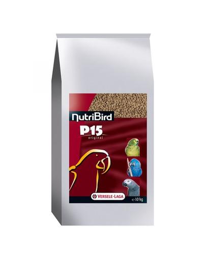 VERSELE-LAGA NutriBird P15 Original 10 kg - granule pentru papagali fera.ro