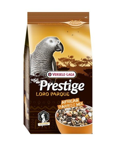VERSELE-LAGA African Parrot Loro Parque Mix hrană pentru papagalii africani 1kg fera.ro