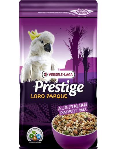 VERSELE-LAGA Australian Parrot Loro Parque Mix hrană pentru papagali australieni 15kg fera.ro