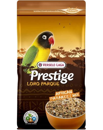 VERSELE-LAGA African Parakeet Loro Parque Mix hrană pentru peruși africani 1kg fera.ro