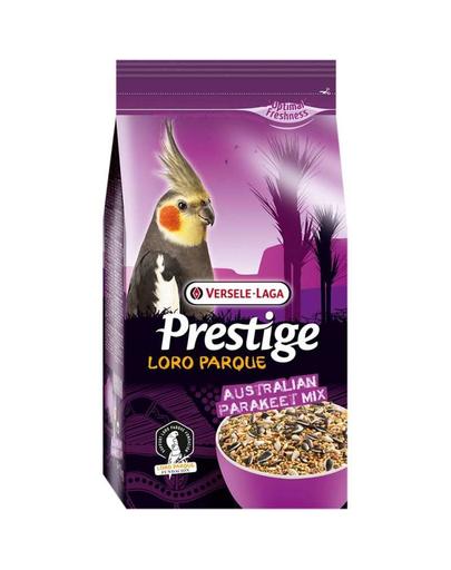 VERSELE-LAGA Australian Parakeet Loro Parque Mix hrană pentru peruși australieni medii 2,5kg fera.ro