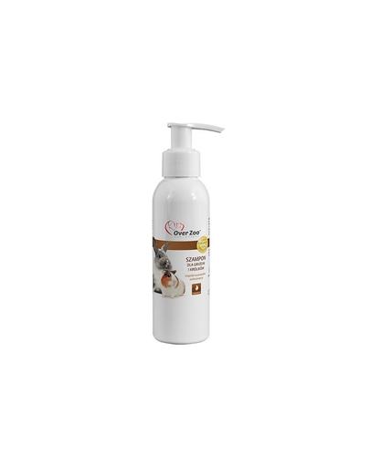 OVER ZOO Șampon pentru rozătoare și iepuri 125 ml fera.ro