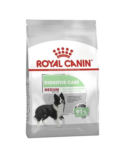 Royal Canin Medium Digestive Care hrana uscata caine confort digestiv, 3 kg