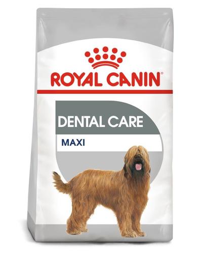 Royal Canin Maxi Dental Care Adult hrana uscata caine pentru reducerea formarii tartrului, 3 kg fera.ro