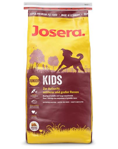JOSERA Dog Kids hrana uscata pentru caini juniori 5 x 900g (4 + 1 GRATIS) fera.ro