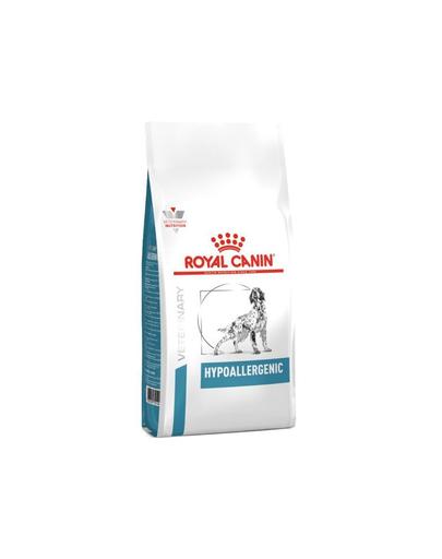 ROYAL CANIN Dog Hypoallergenic 28 kg (2 x 14 kg) hrană uscată pentru câinii adulți cu reacții adverse la alimente fera.ro
