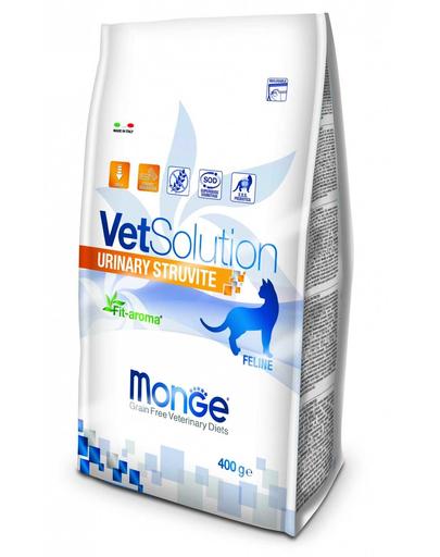 MONGE Vet Solution Cat Urinary, hrana umeda pentru pisici cu probleme ale tractului urinar, 400 g fera.ro