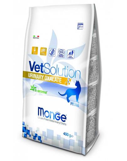 MONGE Vet Solution Cat Urinary Oxalate, 400 g fera.ro