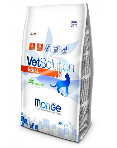 MONGE Vet Solution Cat Renal, 400 g fera.ro