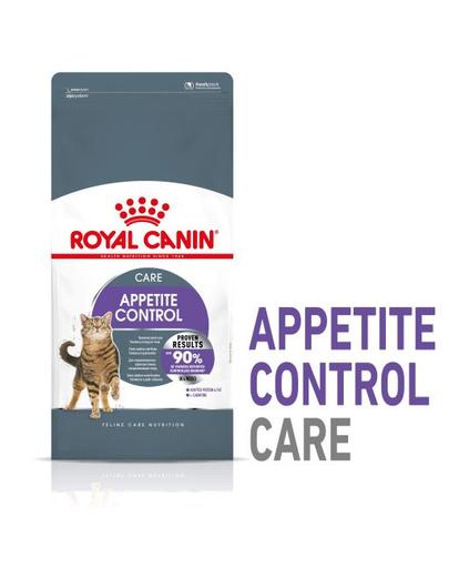 ROYAL CANIN Appetite Control hrană uscată pentru pisici adulte cu apetit ridicat 400g fera.ro