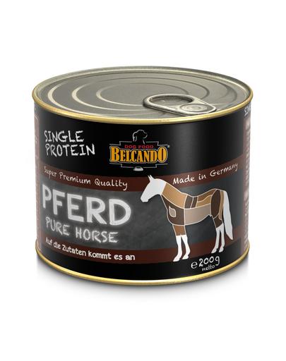 BELCANDO Single Protein hrana umeda pentru caini, cu carne de cal, 200 g fera.ro