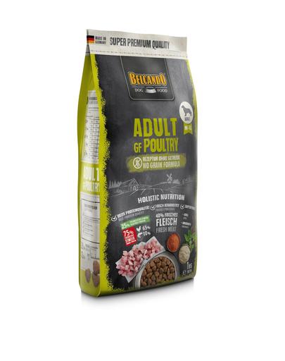 BELCANDO Adult Grain Free Poultry hrana uscata fara cereale pentru caini adulti, talie M-XL, 1 kg fera.ro