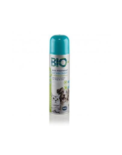 PESS Bio Preparat protectie impotriva puricilor si capuselor, pentru caini si pisici 250 ml fera.ro