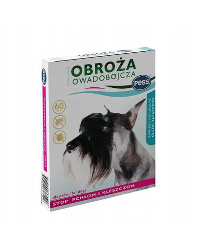 PESS Pess-Per Zgarda pentru caini impotriva puricilor si capuselor, parfumata 60 cm fera.ro