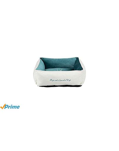 TRIXIE Pat pentru caini sau pisici, 80 × 60 cm, culoare albastru