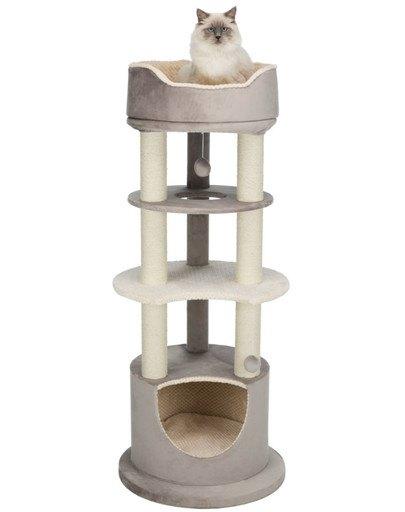 TRIXIE Stalp de zgariat Lavinia, pentru pisici, 138 cm fera.ro