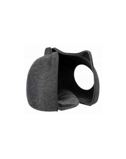 TRIXIE Ascunzatoare si culcus, pentru pisici, 38 × 35 × 37 cm fera.ro