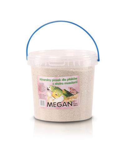 MEGAN Nisip cu minerale pentru pasari 1L/1500g fera.ro