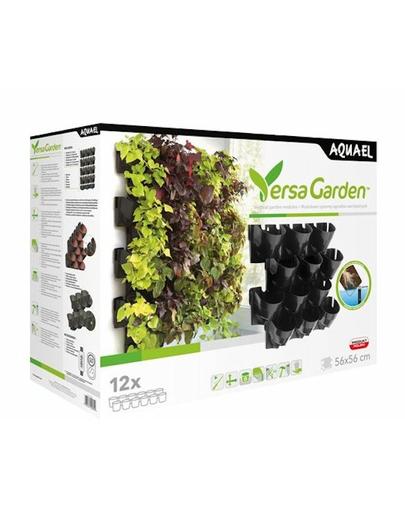 AQUAEL Kit de pornire modul de perete Versa Garden fera.ro