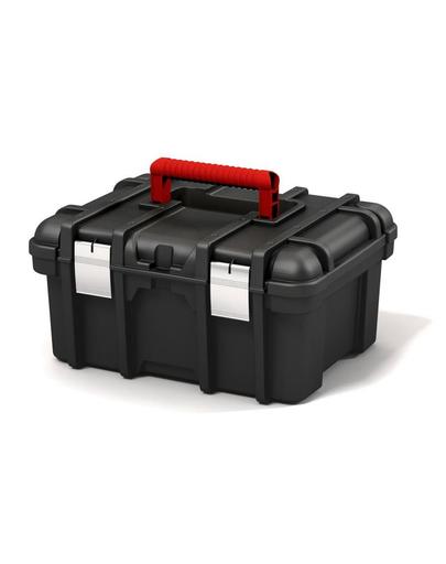 "KETER Cutie pentru scule 16"" Power Tool Box, negru"