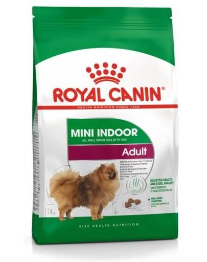 Royal Canin Mini Indoor Adult hrana uscata caini adulti de talie mica 1.5 kg