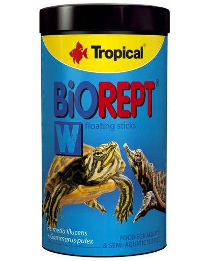 TROPICAL Biorept W hrana extrudata pentru broaste testoase 250 ml / 75 g fera.ro