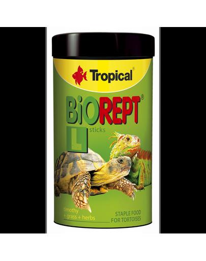 TROPICAL Biorept L hrana pentru broaste testoase 100 ml / 28 g fera.ro