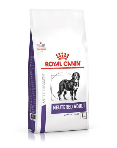 ROYAL CANIN VCN Neutered Adult Large Dog 12 kg hrana uscata caini adult rase mari, dupa sterilizare, cu tendinta de ingrasare