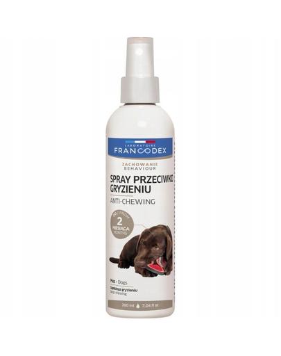 FRANCODEX spray anti-ros pentru căței 200 ml